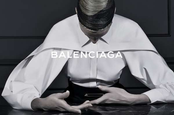 Faceless Couture Campaigns