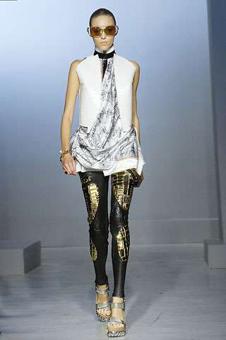 Gold C-3PO Leggings