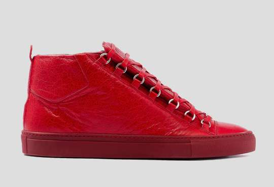 Balenciaga Men's Fall 2011 Sneakers