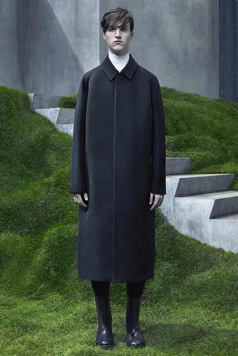 Luxuriously Uniformed Streetwear