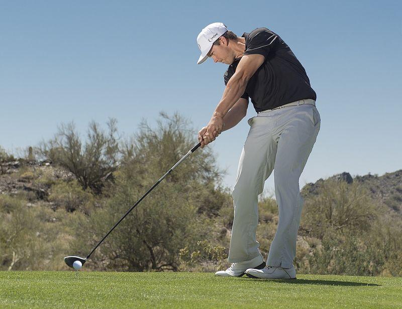 Bullet-Inspired Golf Balls