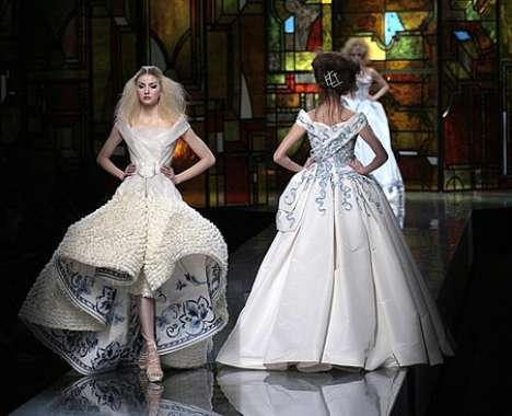 66 Bell Shaped Ball Gowns