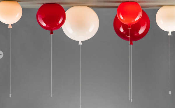Bright Nostalgic Balloon Lights