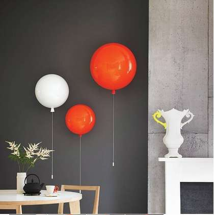 Balloon Wall Lights