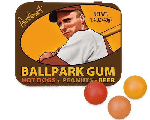Hot Dog-Flavored Bubblegum
