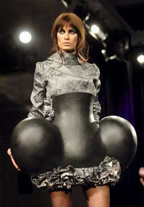 Ballsy Fashion Shows