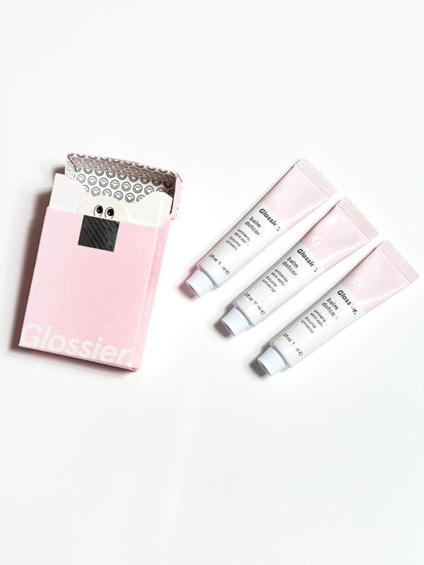 Gum-Inspired Lip Salve Packaging