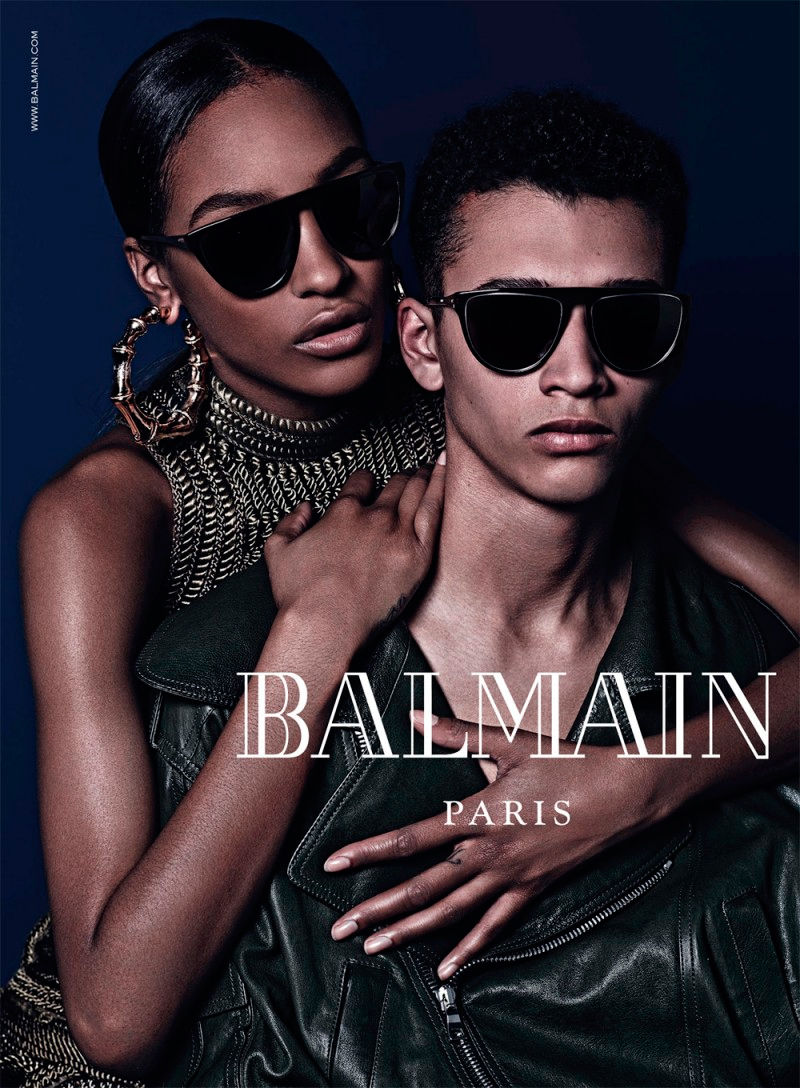 Urban Luxury Eyewear Ads
