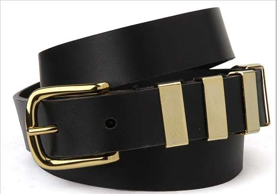 Balmain Homme Leather Belts