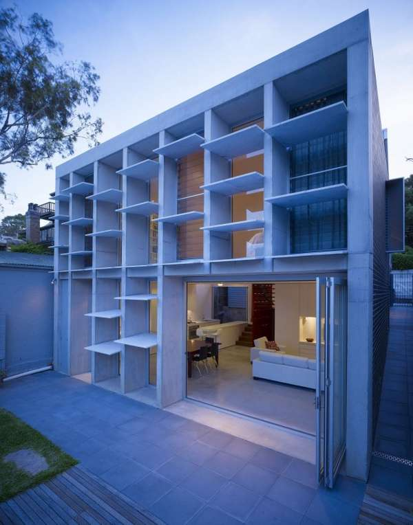 Shelving Unit Homes