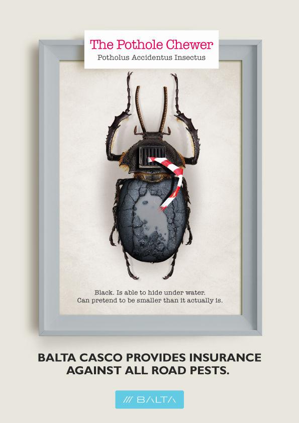 Road Pest Ads