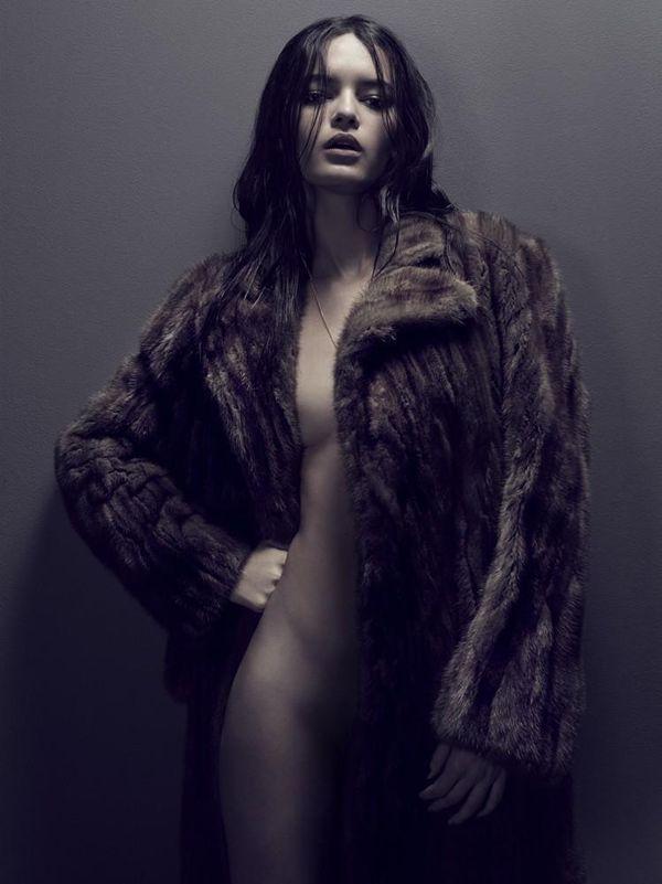 Sensual Fur Editorials