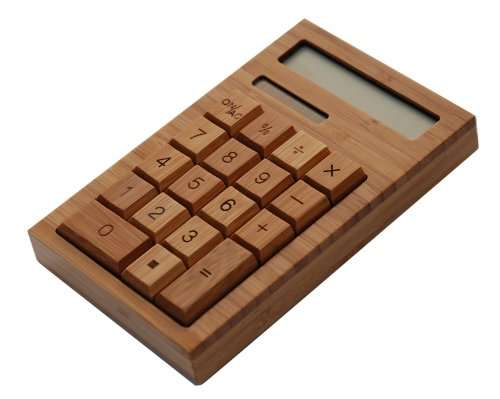 Eco-Conscious Calculators