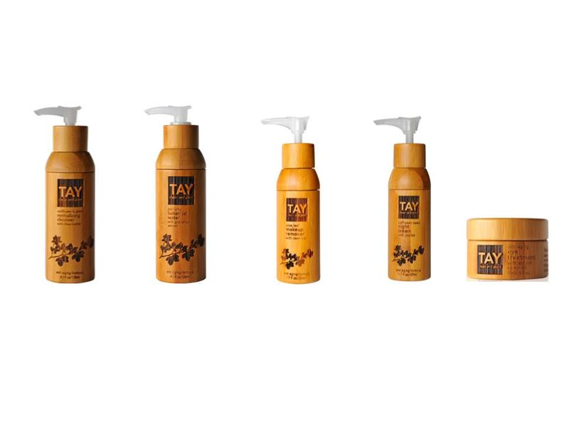 Bamboo Skincare Packaging