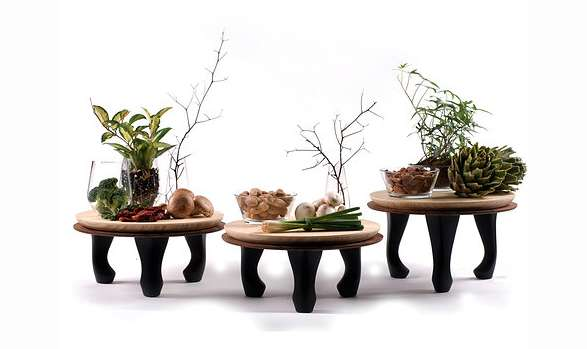 Miniature Table Trays