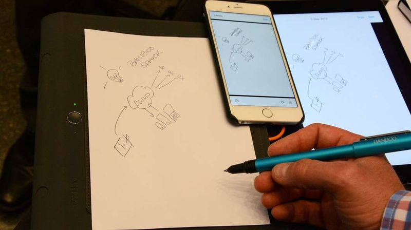 Digitized Writing Devices