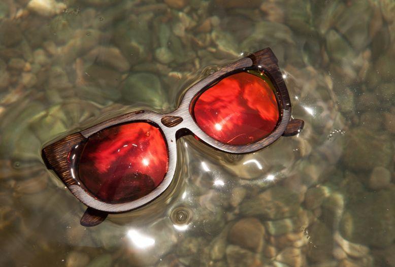Floating Bamboo Sunglasses