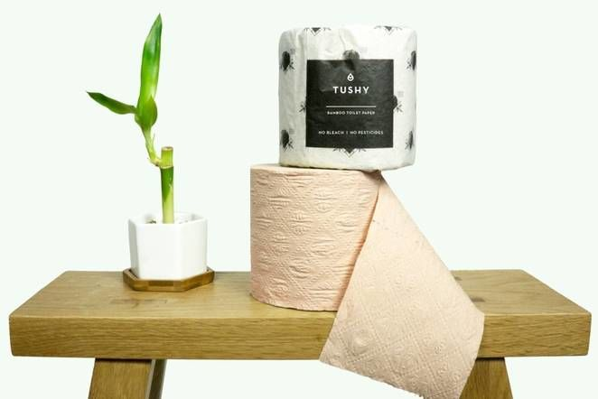 Bamboo Toilet Tissues