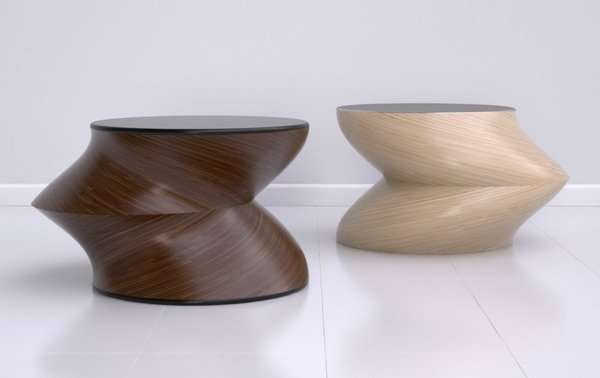 Curvy Table Stands