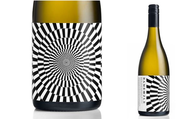 Bamboozle Wine packaging