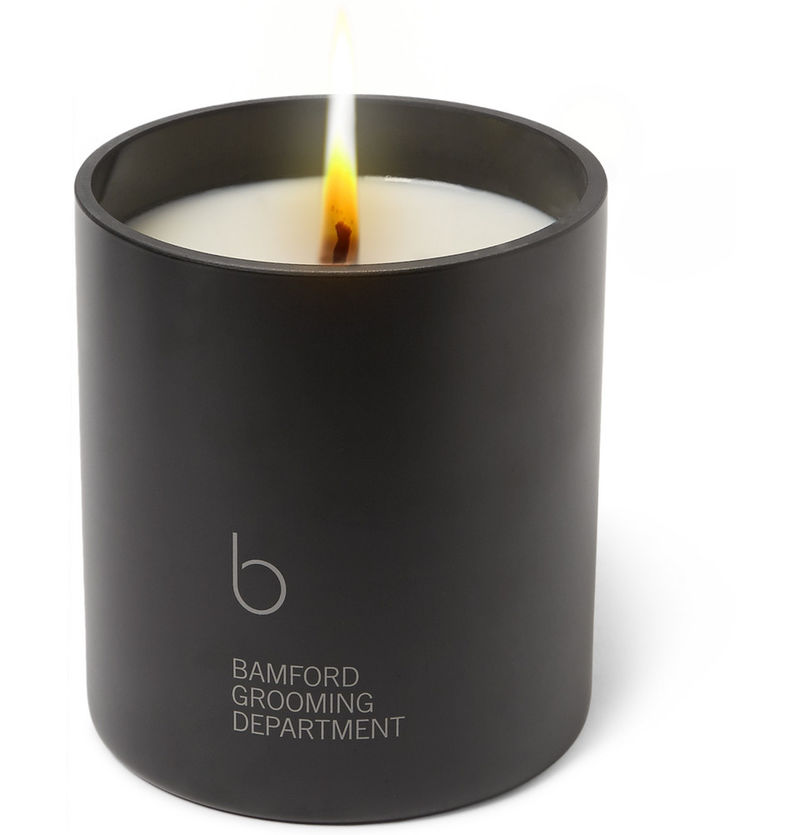Masculine Scented Candles