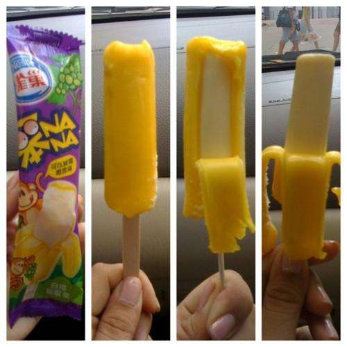 Peeling Summer Pops