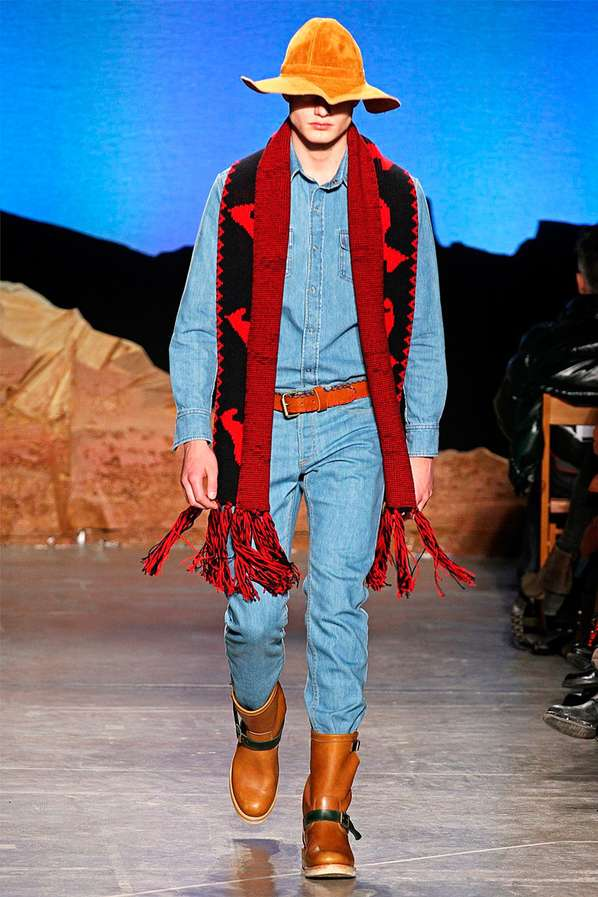 Western-Inspired Catwalks