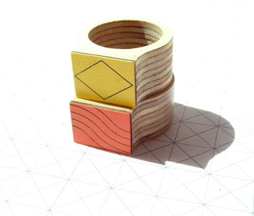 Birch Plywood Jewelry