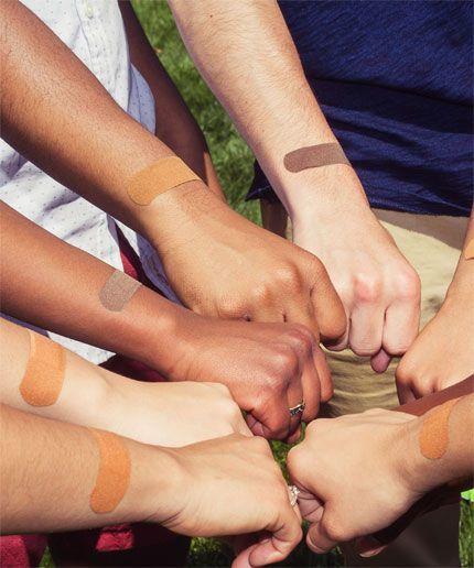 Diverse Bandage Brands