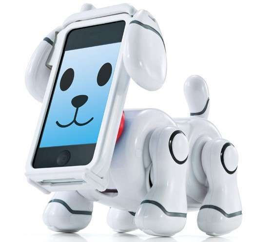Digital iPhone Dogs