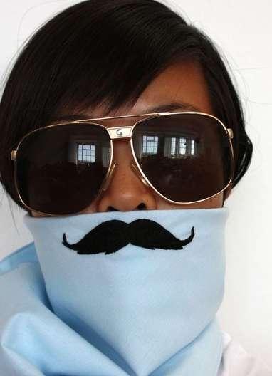Bandana Mustaches