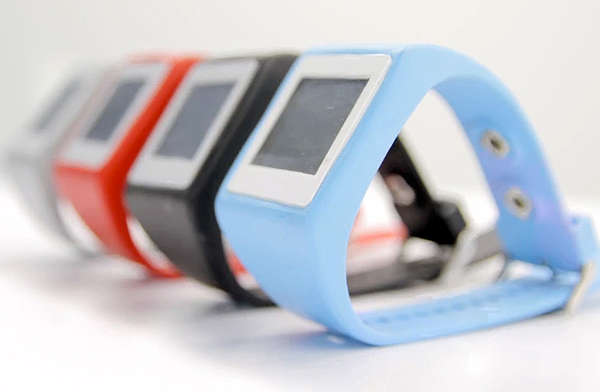 Stress-Detecting Wristwatches