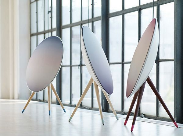 Sleek Wireless Sound Systems