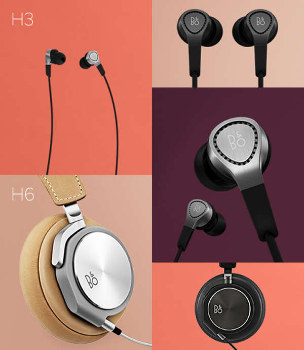 Bang & Olufsen Earphones