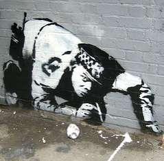 Graffiti Police
