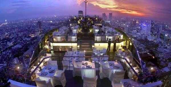 Luxury Skyscraper Hotels