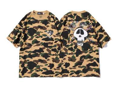 Bape Stussy Collection