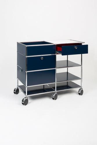 Stealth Office Bar Carts