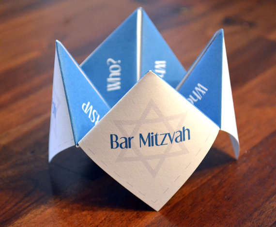 Bar Mitzvah Fortune Teller
