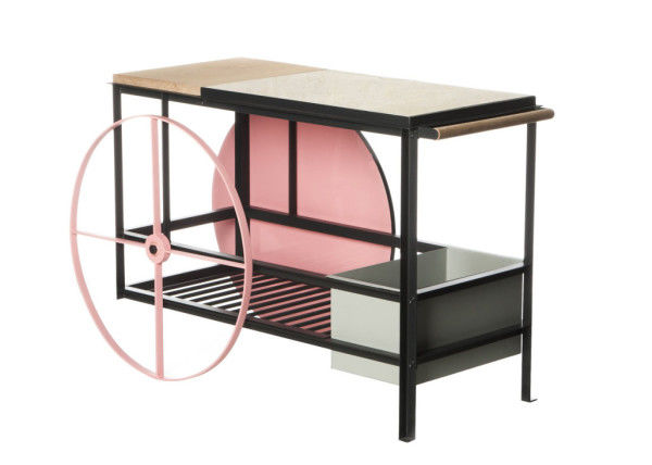 Playful Bar Trolleys