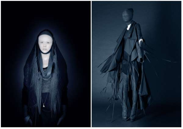 Dark Otherworldly Fashion