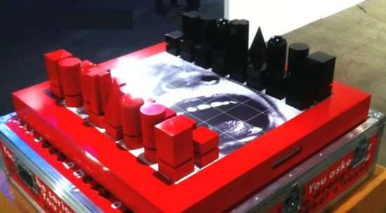 Interactive Luxury Chess Sets