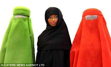 Barbie Burkas