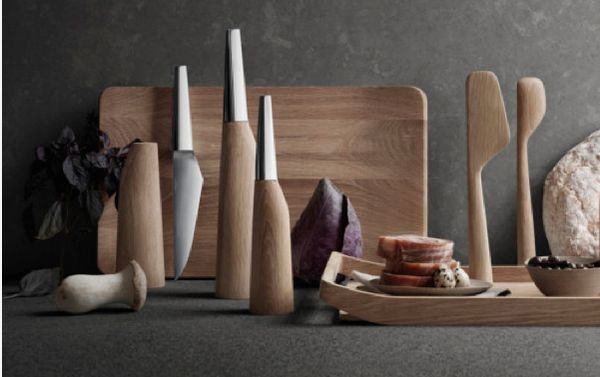 Curvy Culinary Implements