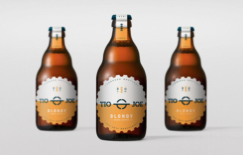 Rustic Spanish Craft Beers