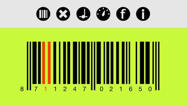 Musical Barcode Apps