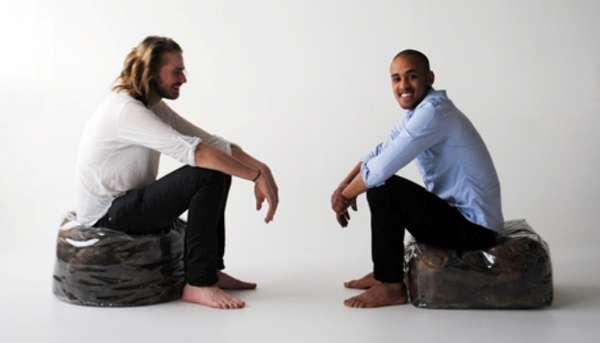 Hairy Eco-Cushions
