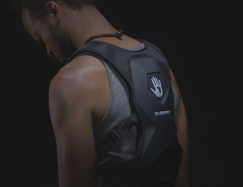 Wearable Bass Vests