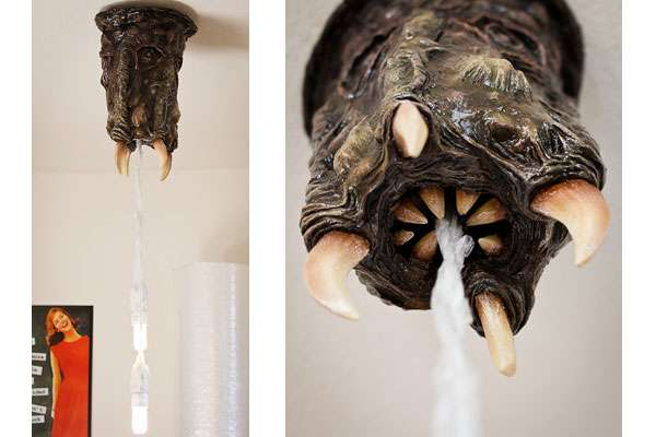 Barnacle Ceiling Lamp
