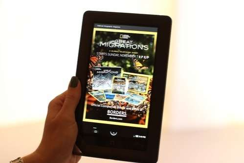 Color-Screen E-Readers